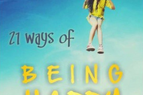 21 ways of being happy book poster