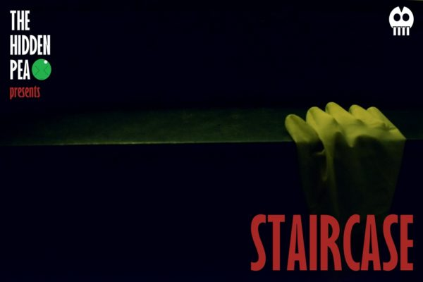 Staircase a short horror film poster