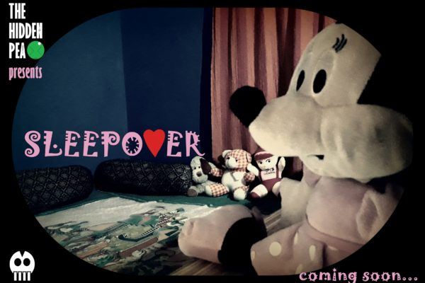 Sleepover Short Film Cover A Fat Story Horror