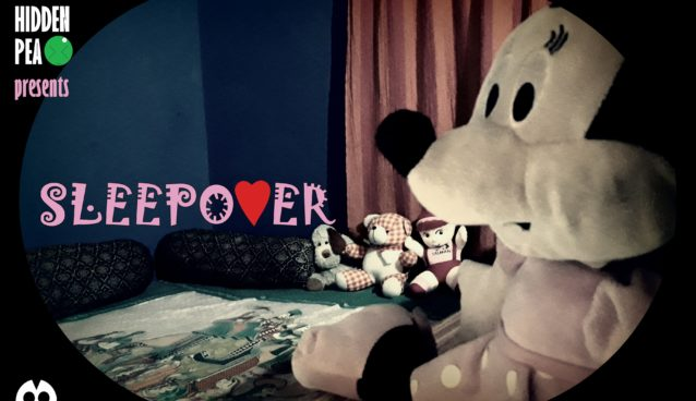 Sleepover Short Film Cover A Fat Story Horror