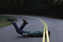 Ben Zank photography for Scottshak poem no crossing