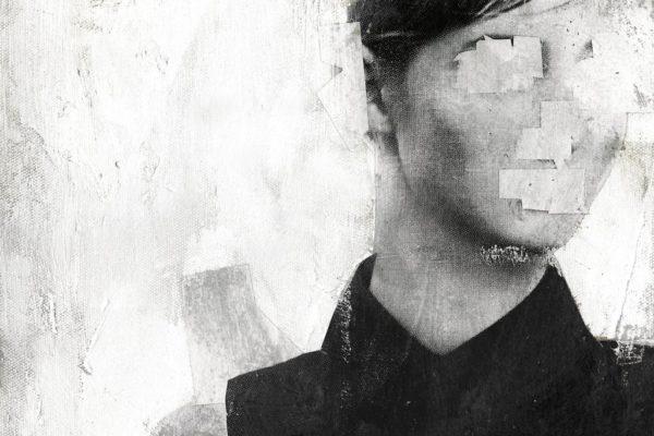 the faceless art for scottshak's poem the false protagonist